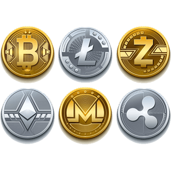 Which company support cryptocurrency