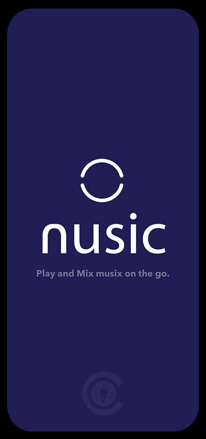 Music Mixer App