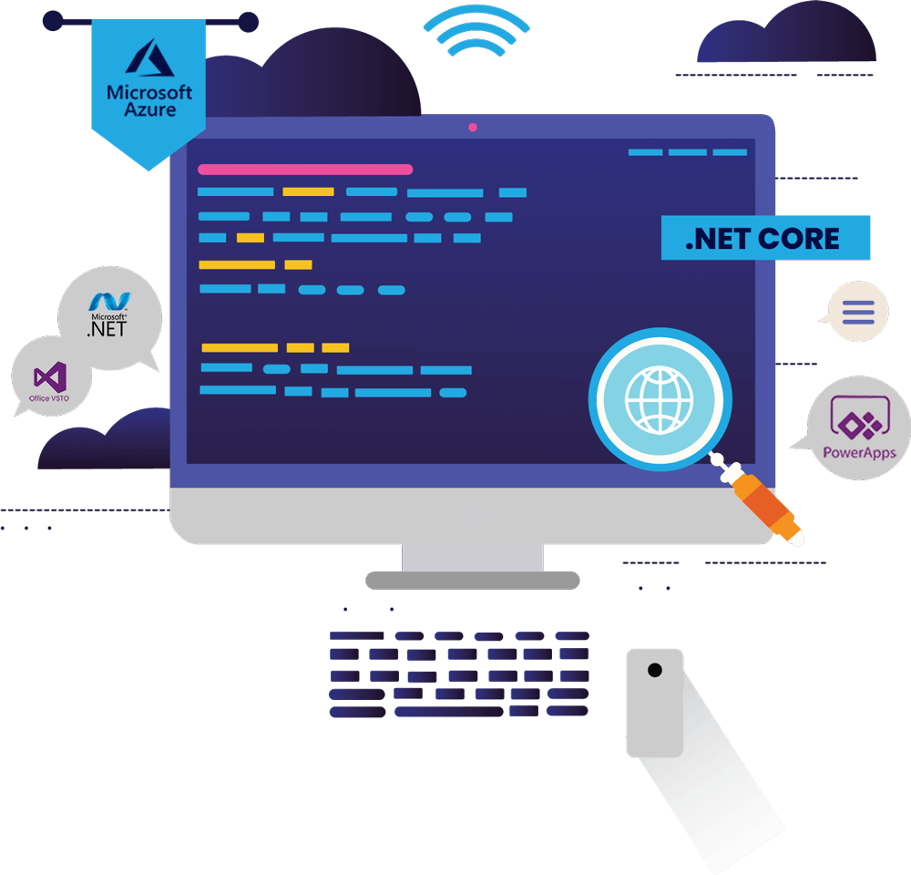 ASP.NET Core Web Development Services