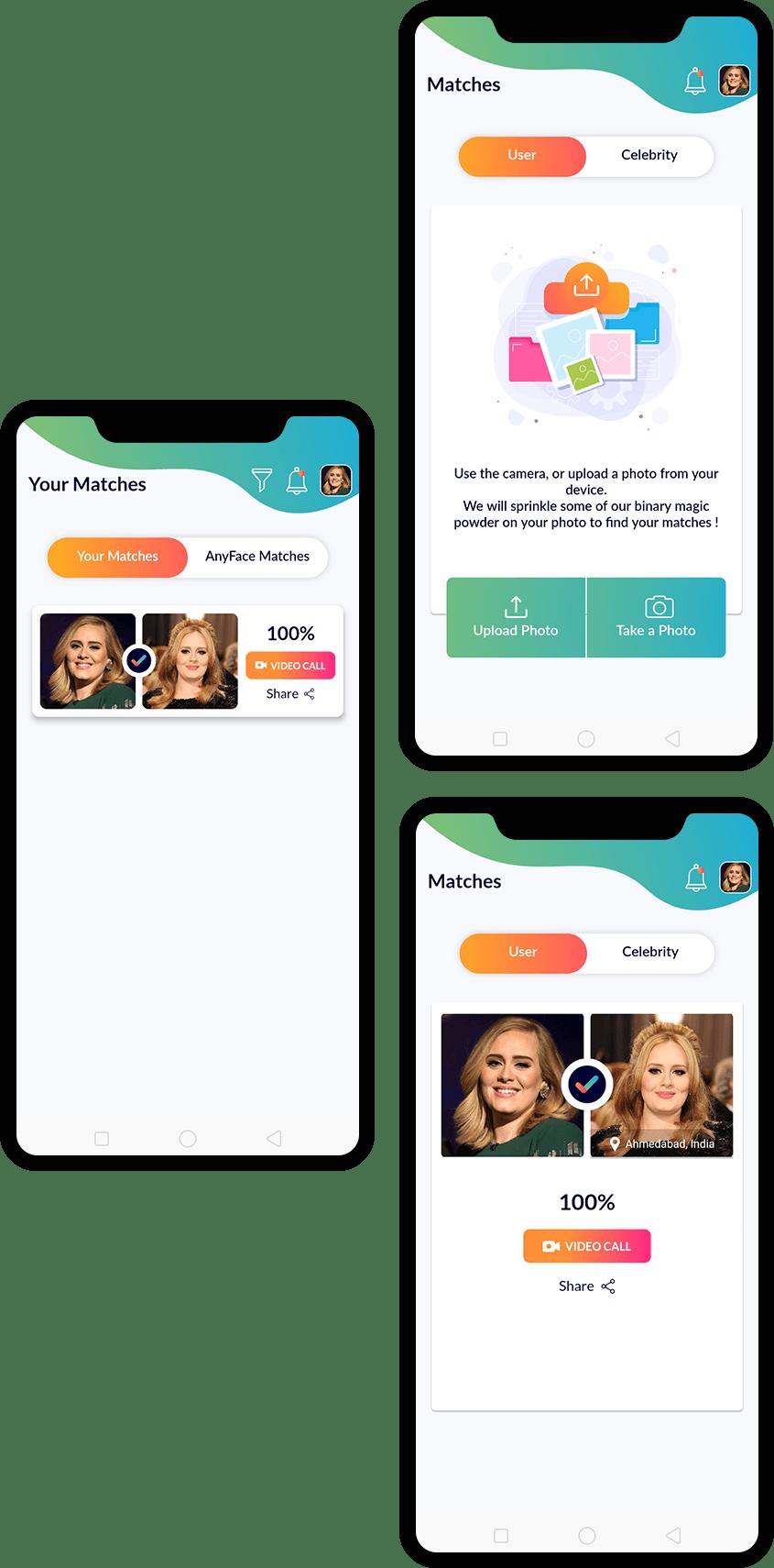 Look Alike App