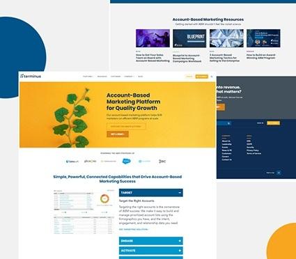 B2B Marketers Website