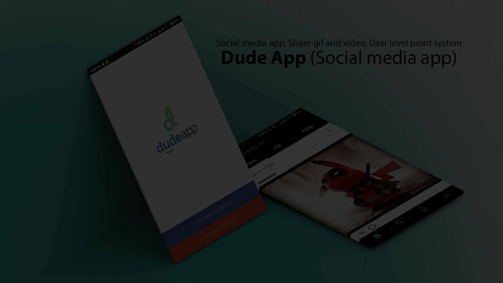 DudeApp