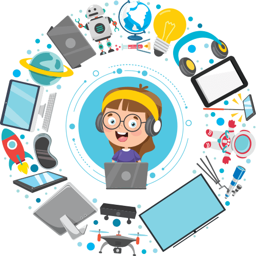 Kids learning app development services