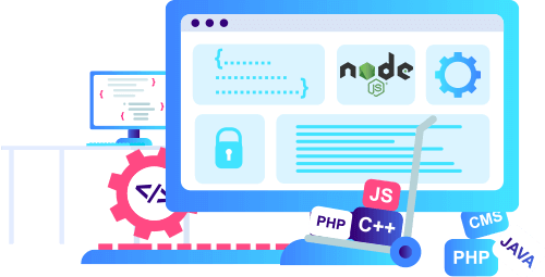 Nodejs Based Web and Mobile Application