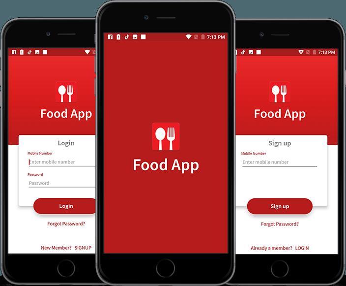 Online food ordering app for restaurant | Clone Of Door Dash