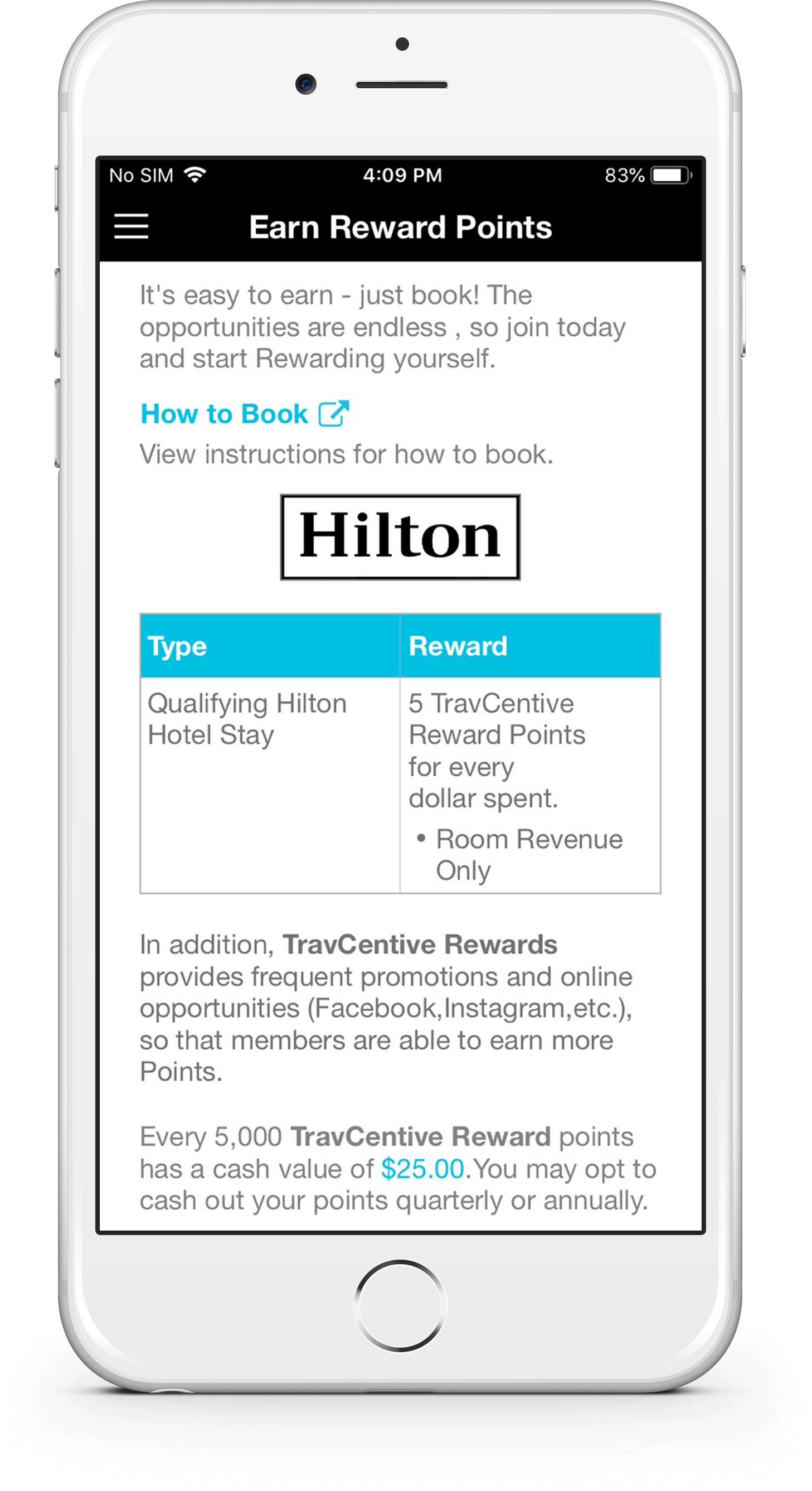 Travel and Hotel Booking App