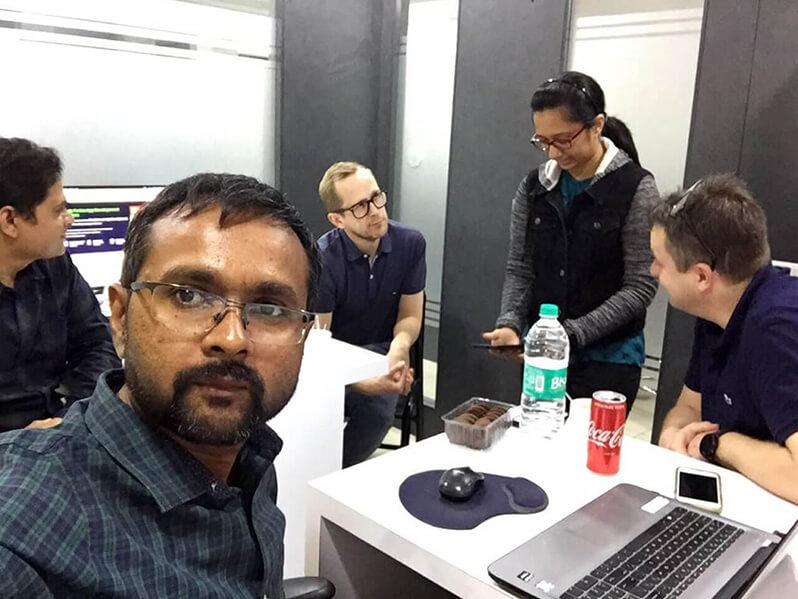 Client ODC Visit