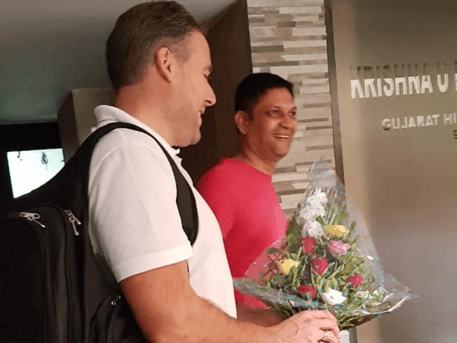 Client Visit - November 2019