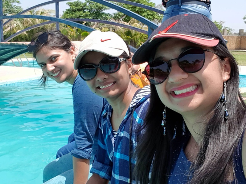 Concetto Labs Bansari Greens Resort Trip - 2019