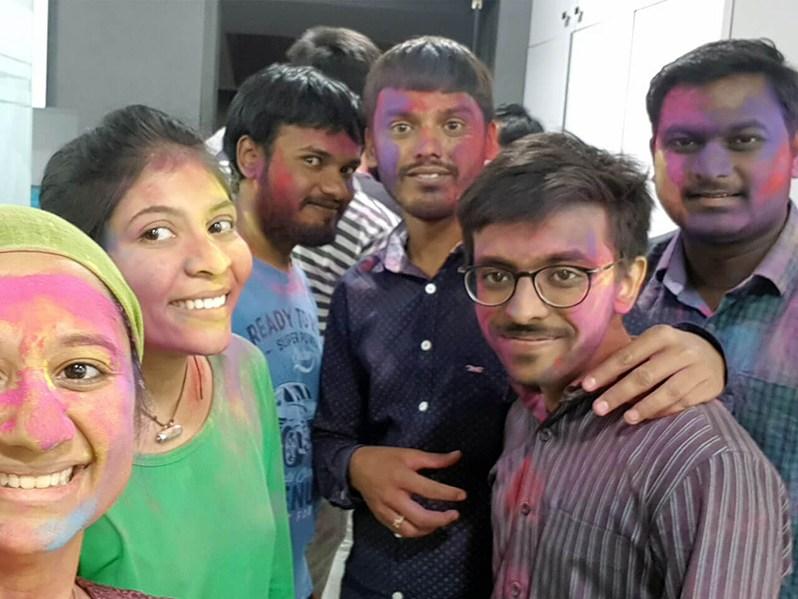 Holi Celebration - 2019