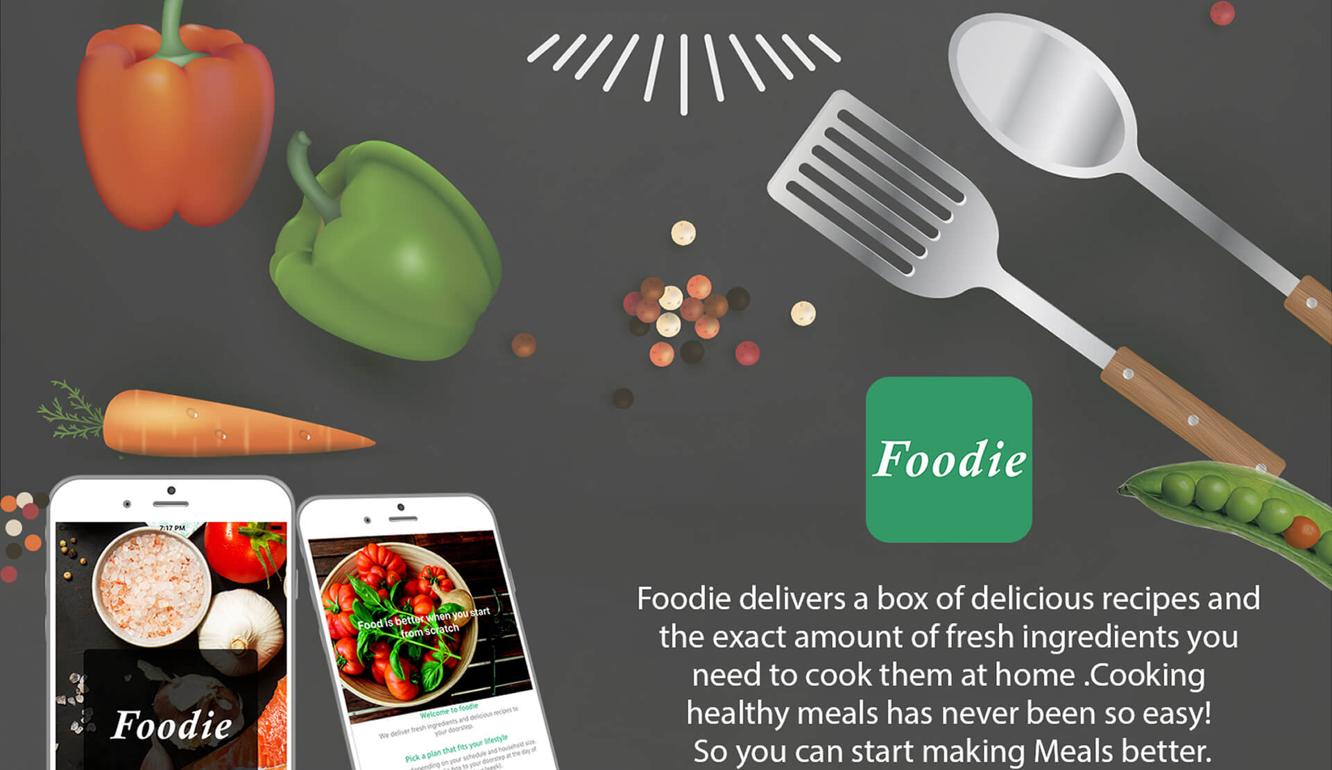 Recipe Delivery App