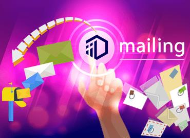 High volume bulk email service