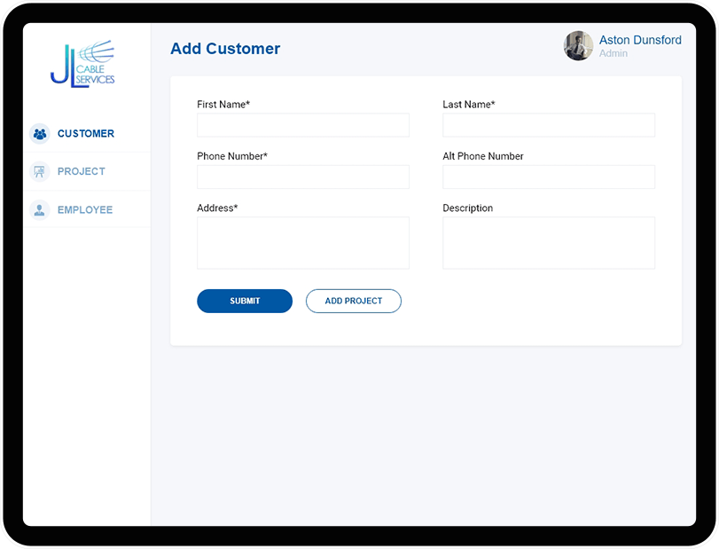 PowerApp Screen