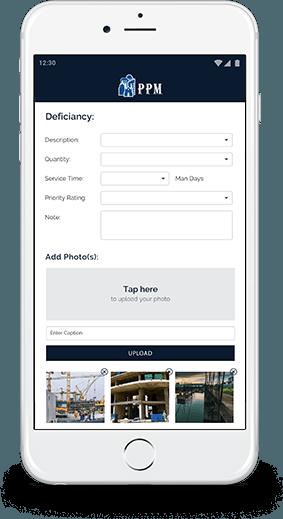 Construction Inspection Log App