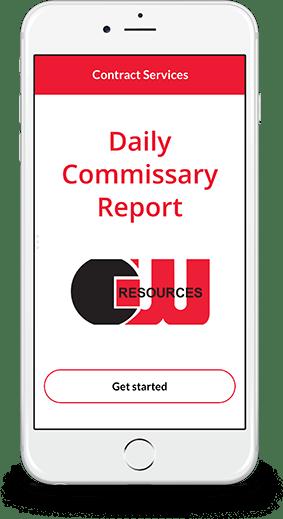 Mining Job Inspection Apps
