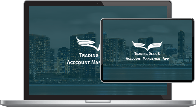 Trading Desk and Accounts Management App