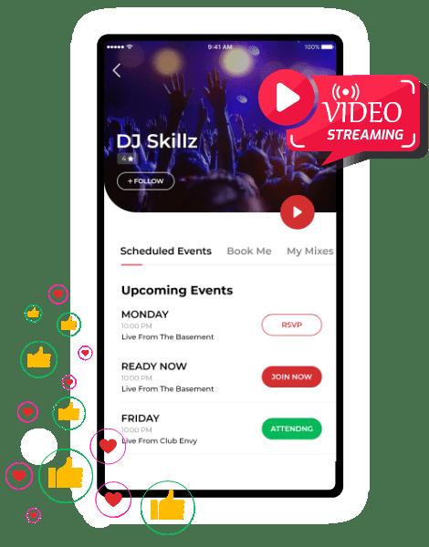 Hire video streaming App Developer