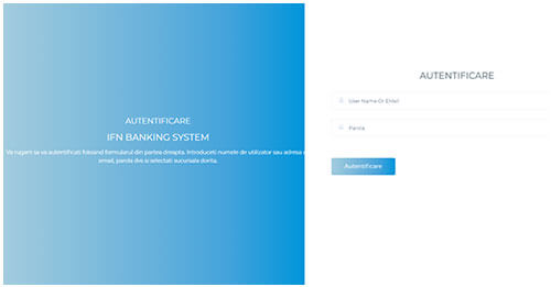 CA Desktop Banking Application