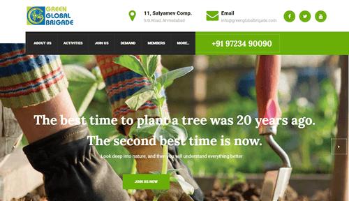 Green Global Brigade