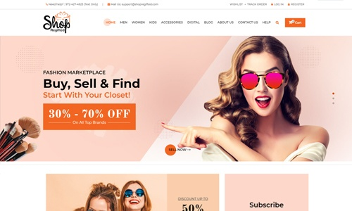 Online Marketplace for Gifting & Reselling
