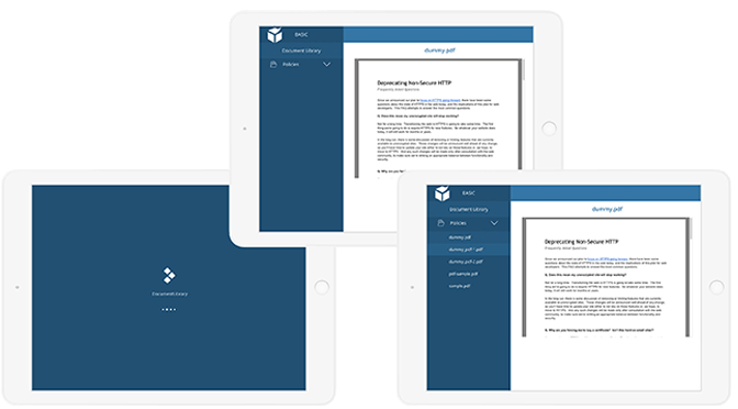 SharePoint Document Viewer App