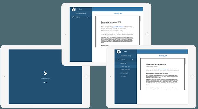 SharePoint Document Viewer App