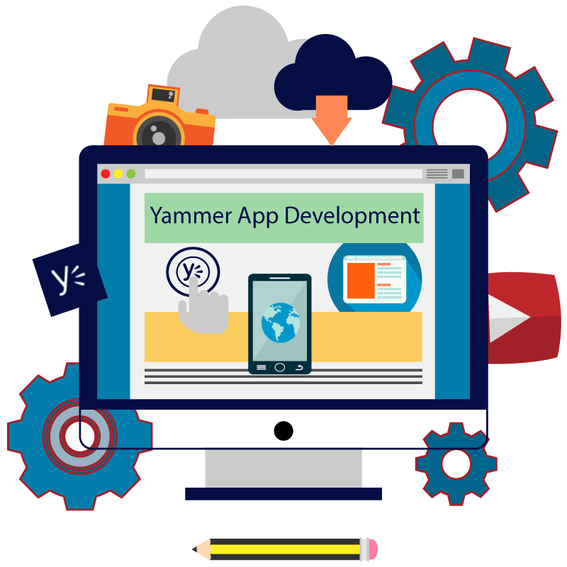 Yammer App Development Company